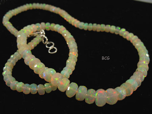 OPAL NECKLACE #0105