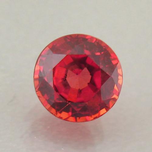 Orange Red Sapphire #IT-1139