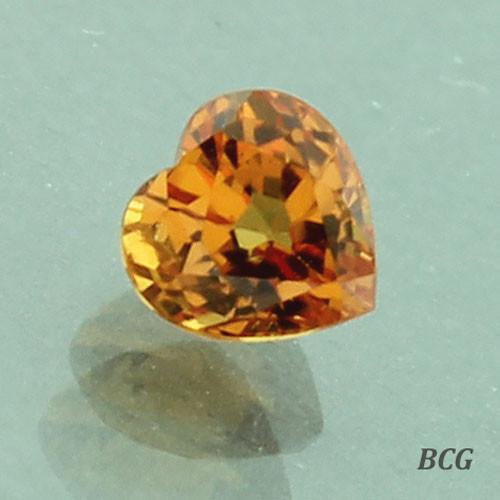 Orange Sapphire #G-2263