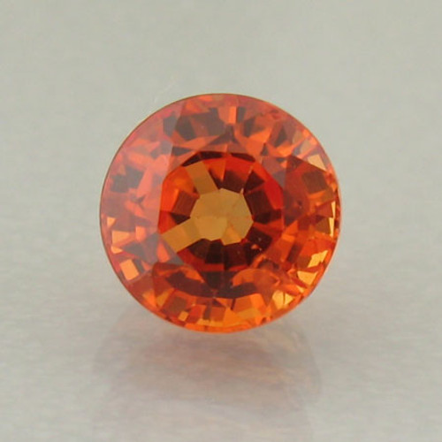 Orange Sapphire #IT-1158