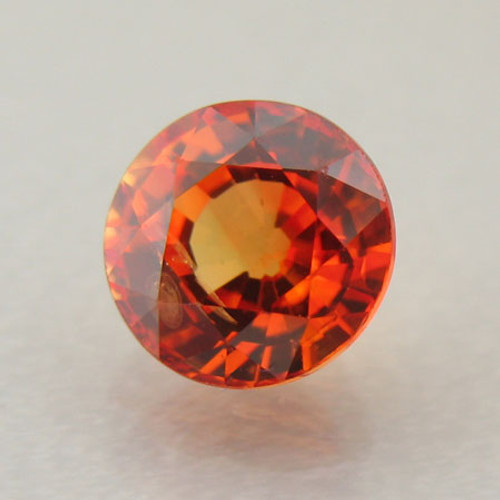 Orange Sapphire #IT-1164