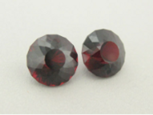 A Perfect Matched Pair of Malaya Garnets #IT-466