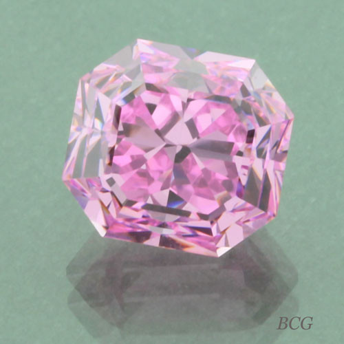 Pink Cubic Zirconia #G-2076