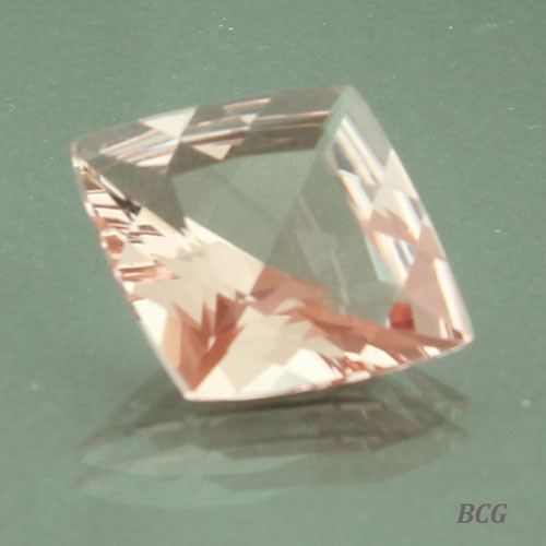 Pink with Peach Morganite #G-2273