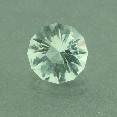 Green Prasiolite #G-2388 Custom faceted