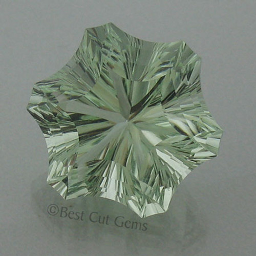 Green Prasiolite #IT-1380