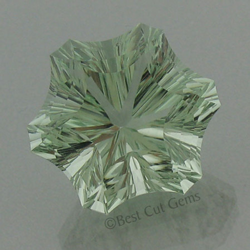 Green Prasiolite #IT-1381