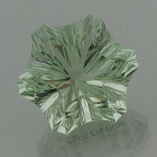 Green Prasiolite #IT-1381