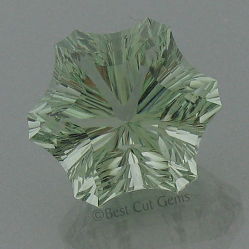 Green Prasiolite #IT-1393