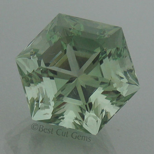 Green Prasiolite #IT-1397