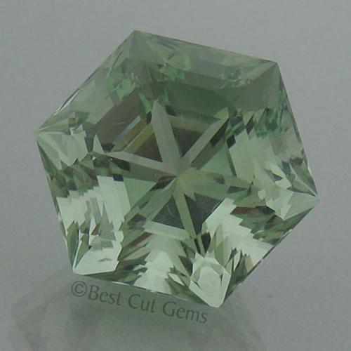 Green Prasiolite #IT-1397