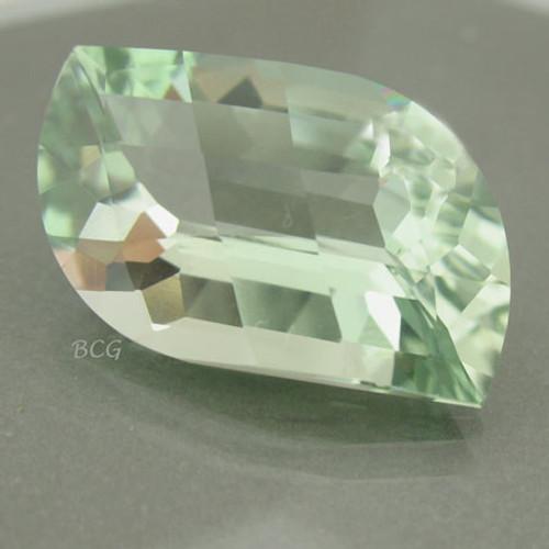 Mint Green Prasiolite - Green Quartz #IT-1771