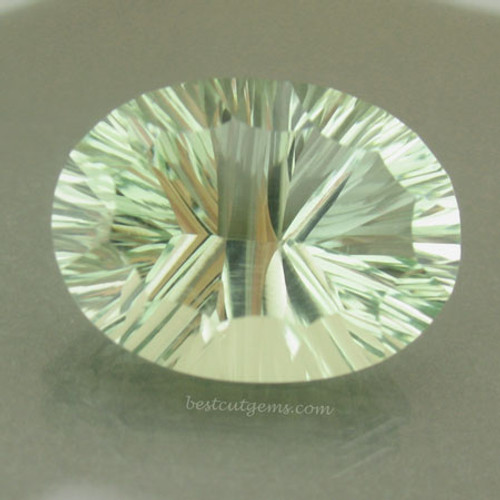Mint Prasiolite - Green Quartz #IT-1857