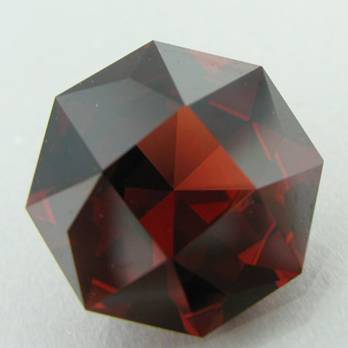 Red Tanzanian Garnet #IT-284