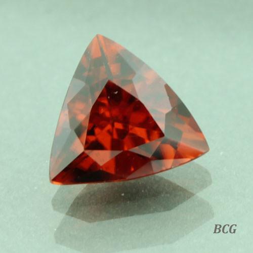 Red Zircon #G-2298