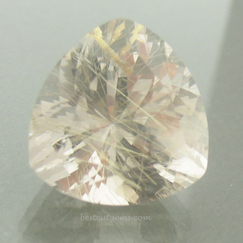 Rutilated Quartz  #IT-1814