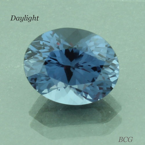 Synthetic Color Change Sapphire #G-2329