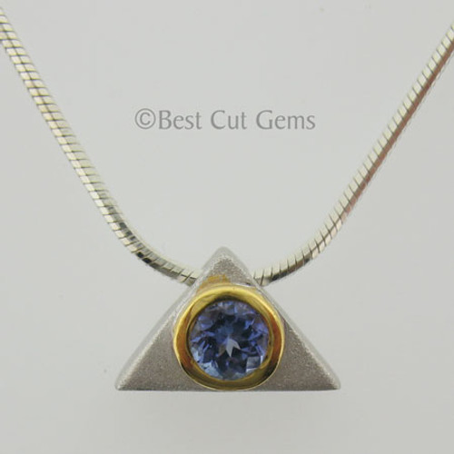 Tanzanite Necklace #713