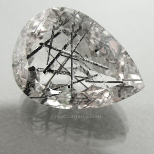 Tourmalinated Quartz  #IT-1802