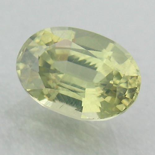 Yellowish Green Zircon #IT-886