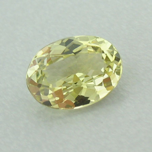 Yellow Tanzanite #IT-608