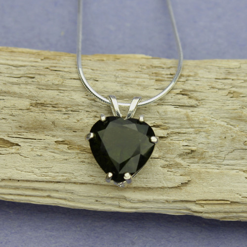 Genuine Moldavite Necklace #1044