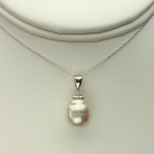 White South Sea Pearl Necklace #WH-1139