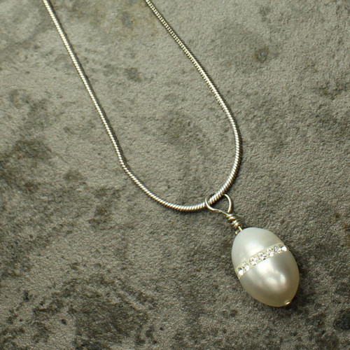 Pearl Necklace #3024