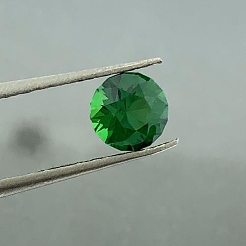 Natural Chrome Green Garnet Gemstone!