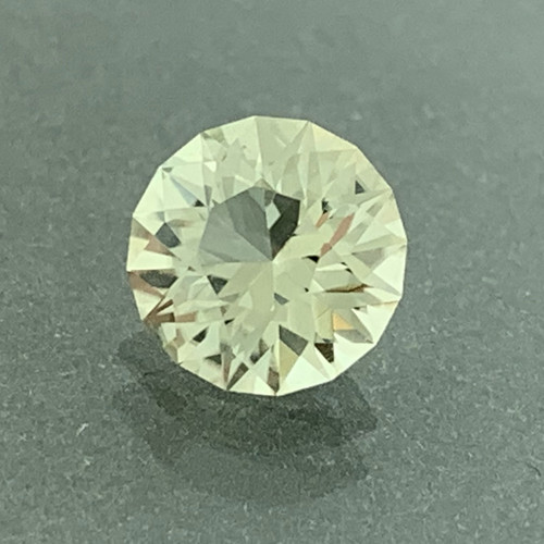 Loose Genuine Natural Light Yellow Tourmaline Gemstone!