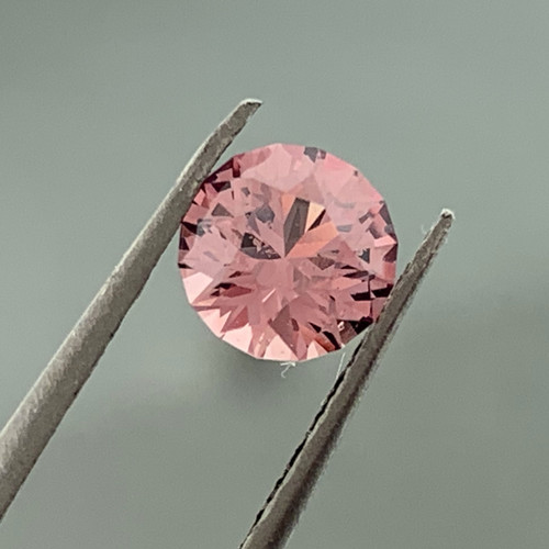 Natural Mahenge Pink Garnet Gemstone!