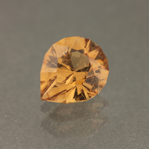Natural Mahenge Orange  Garnet Gemstone!