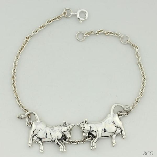 Ava & Eva the Moo-n Cow Bracelet TBL-300