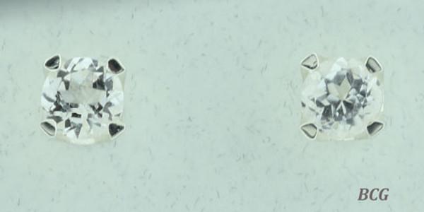 Danburite Earrings #102