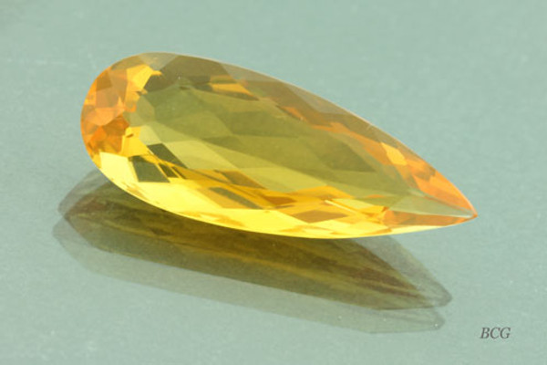 4.55 carats of Mexican Fire Opal #G-2340