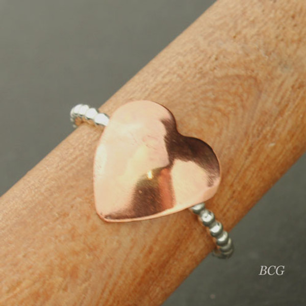 Heart Ring #RI-329