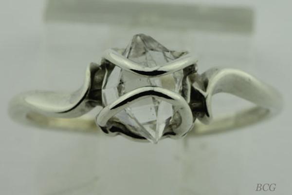 Herkimer Diamond Ring #201