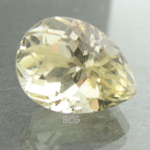 Soft Yellow Kunzite #IT-1661