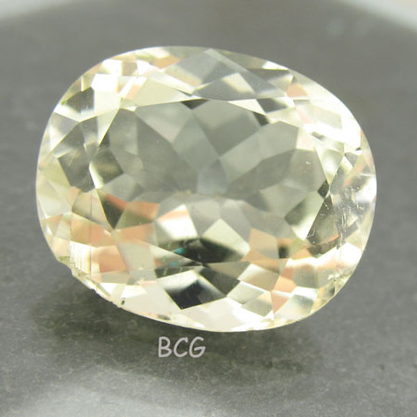 Soft Yellow Kunzite #IT-1662