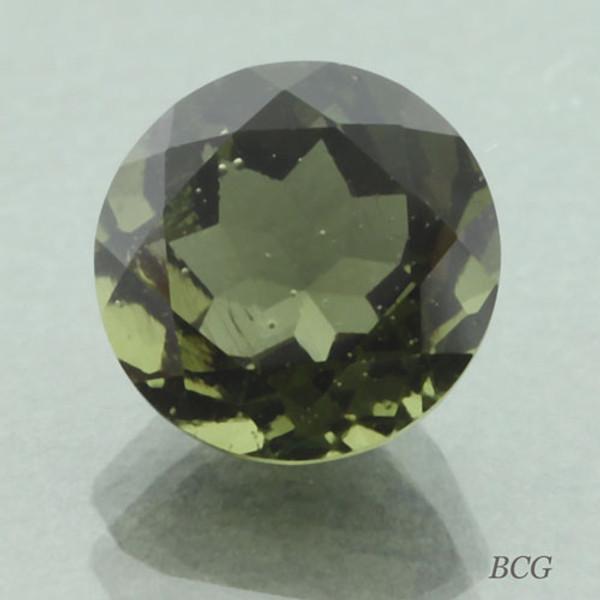 Genuine Natural Moldavite #G-2161
