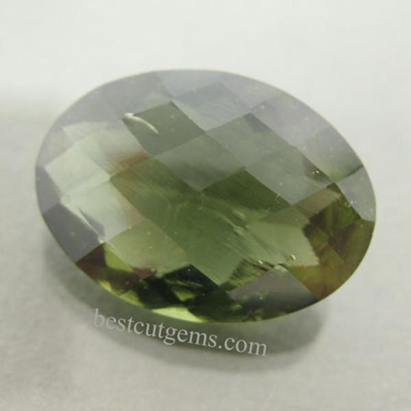Genuine Natural Moldavite #IT-1602