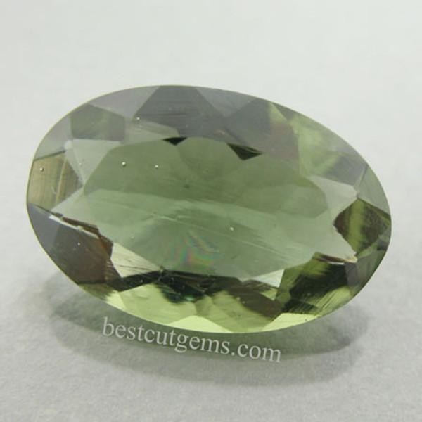 Genuine Natural Moldavite #IT-1603