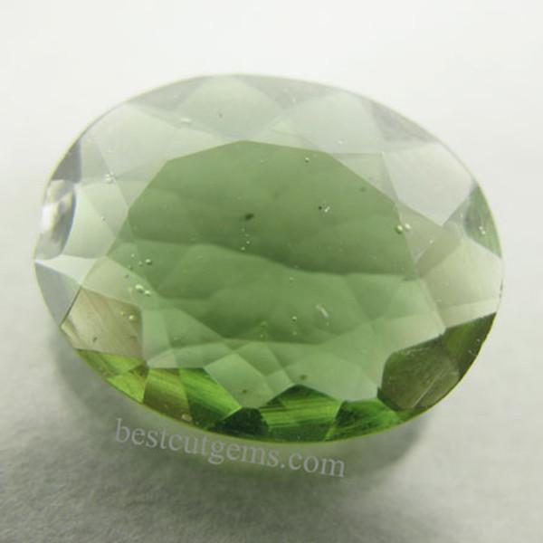 Genuine Natural Moldavite #IT-1604