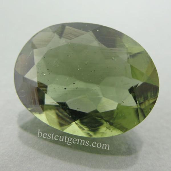 Genuine Natural Moldavite #IT-1605