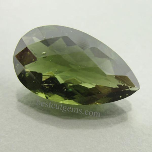 Genuine Natural Moldavite #IT-1607