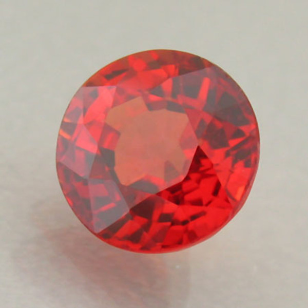 Orange Red Sapphire #IT-1142
