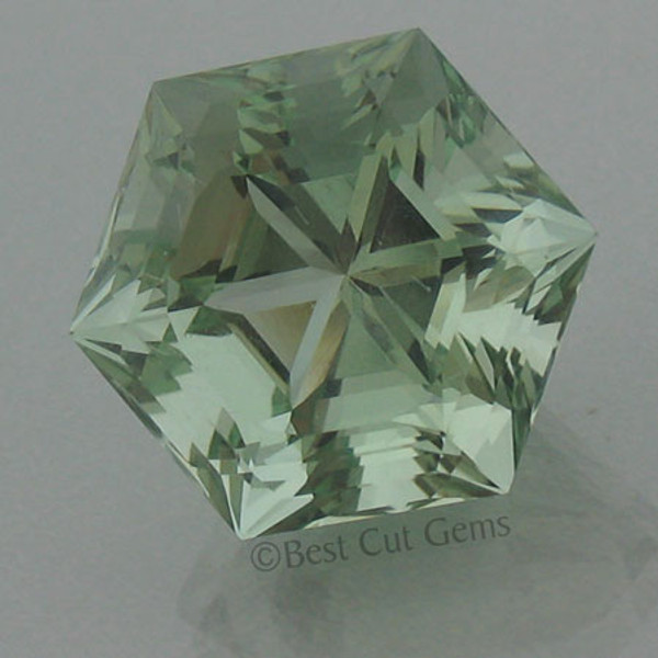 Green Prasiolite #IT-1395