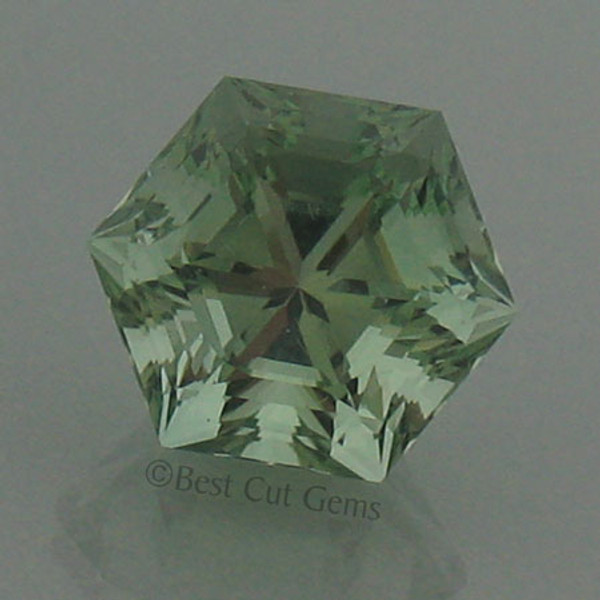 Green Prasiolite!