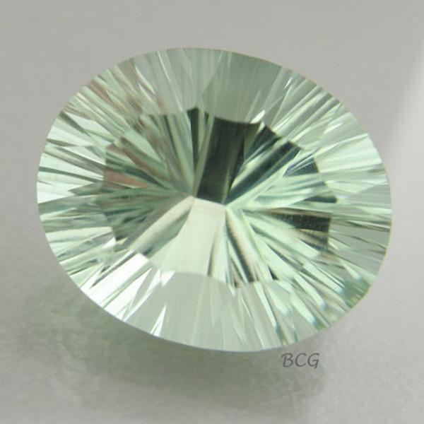 Green Prasiolite #IT-1758