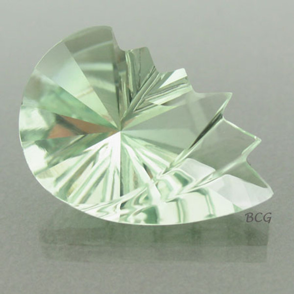 Mint Green Prasiolite #IT-1762